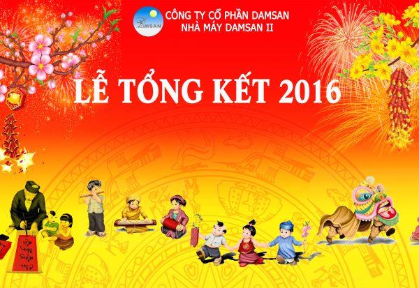 Le Tong Ket 2016